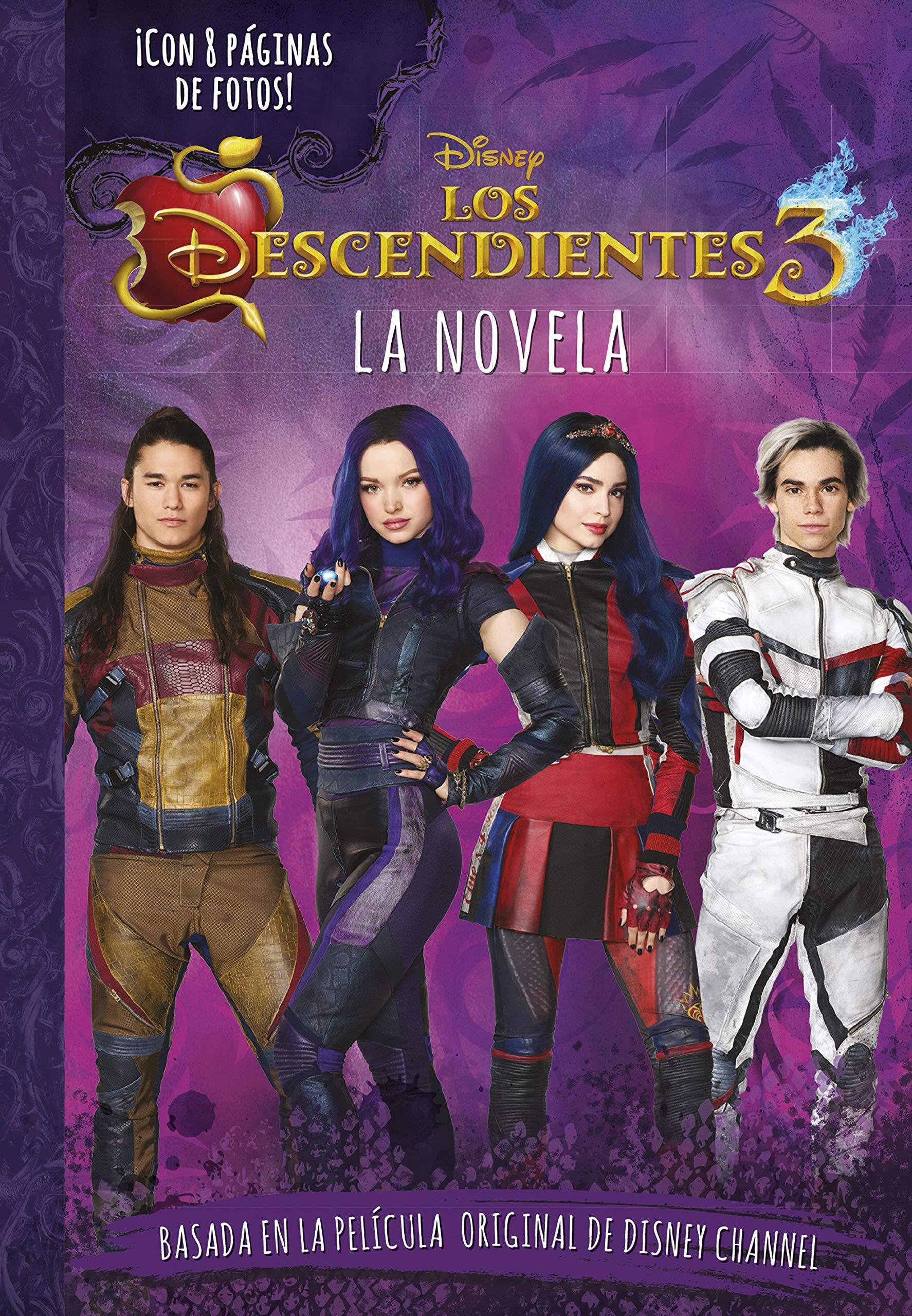 Los Descendientes 3 La Novela Narrativa Amazon Es Disney García Madera Marta Libros