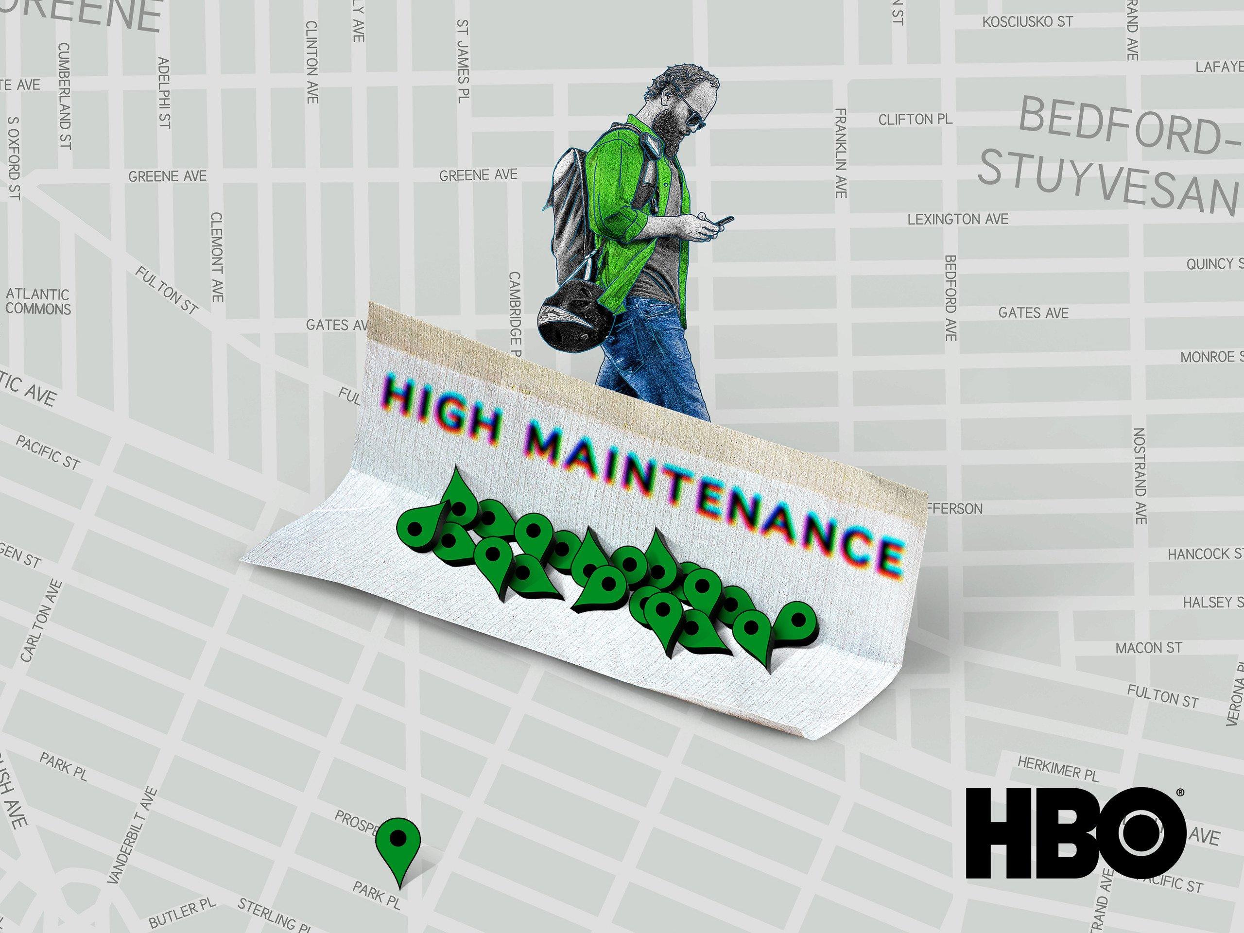 High Maintenance: Staffel 1 online schauen und streamen bei Amazon ...