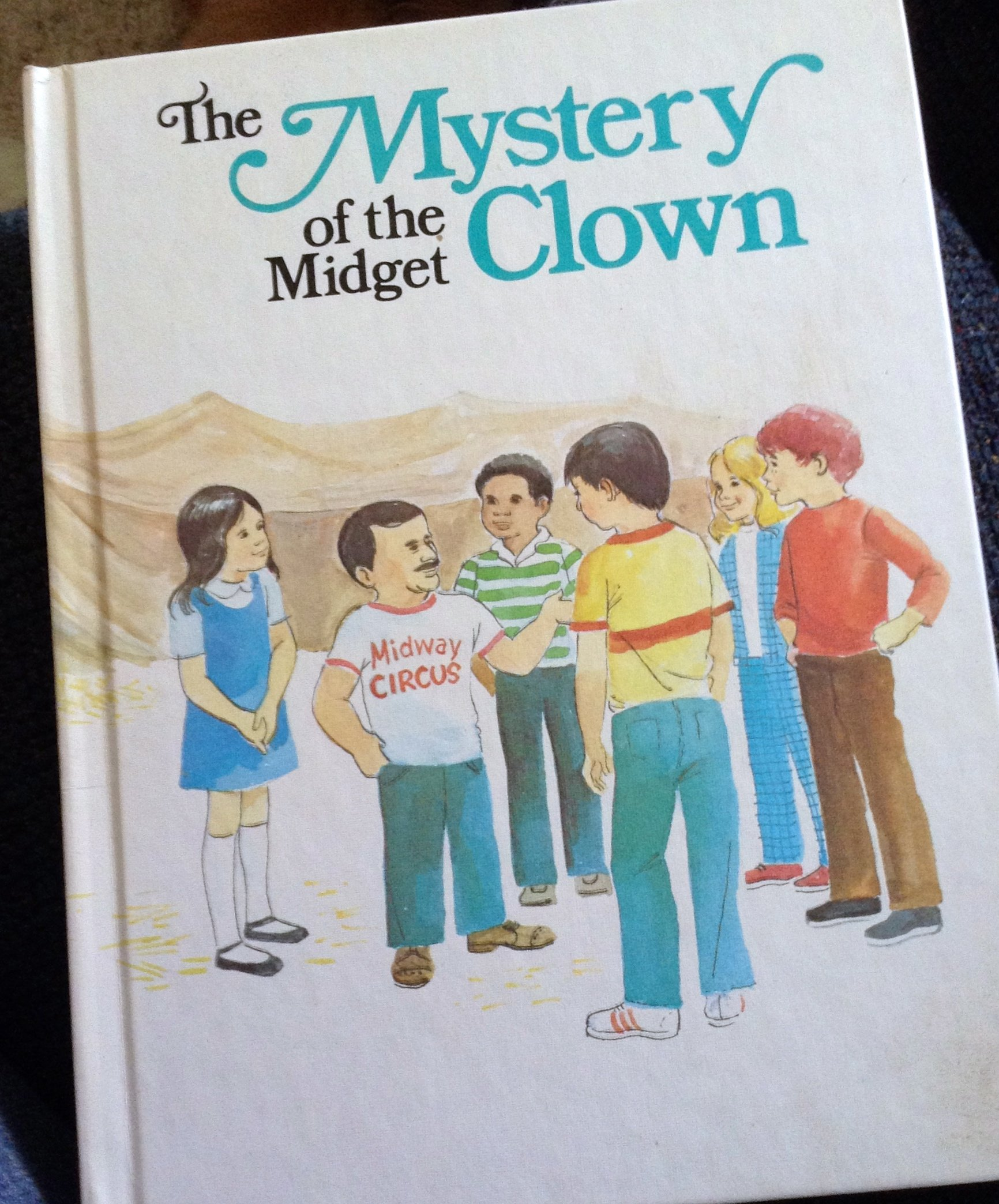 The Mystery Of The Midget Clown (mysteries): Ann Bradfor: 9780895651464:  Amazon: Books
