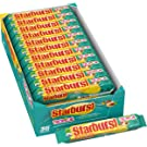 Starburst Tropical Fruit Chews Candy, 2.07 ounce (36 Single Packs)