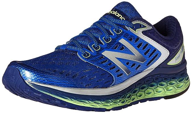 W1080V6, Herren Sneakers, Blau (Blue/Green), 42 EU (8 Herren UK) New Balance