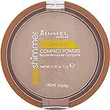 Sunshimmer Compact powder Light Matte