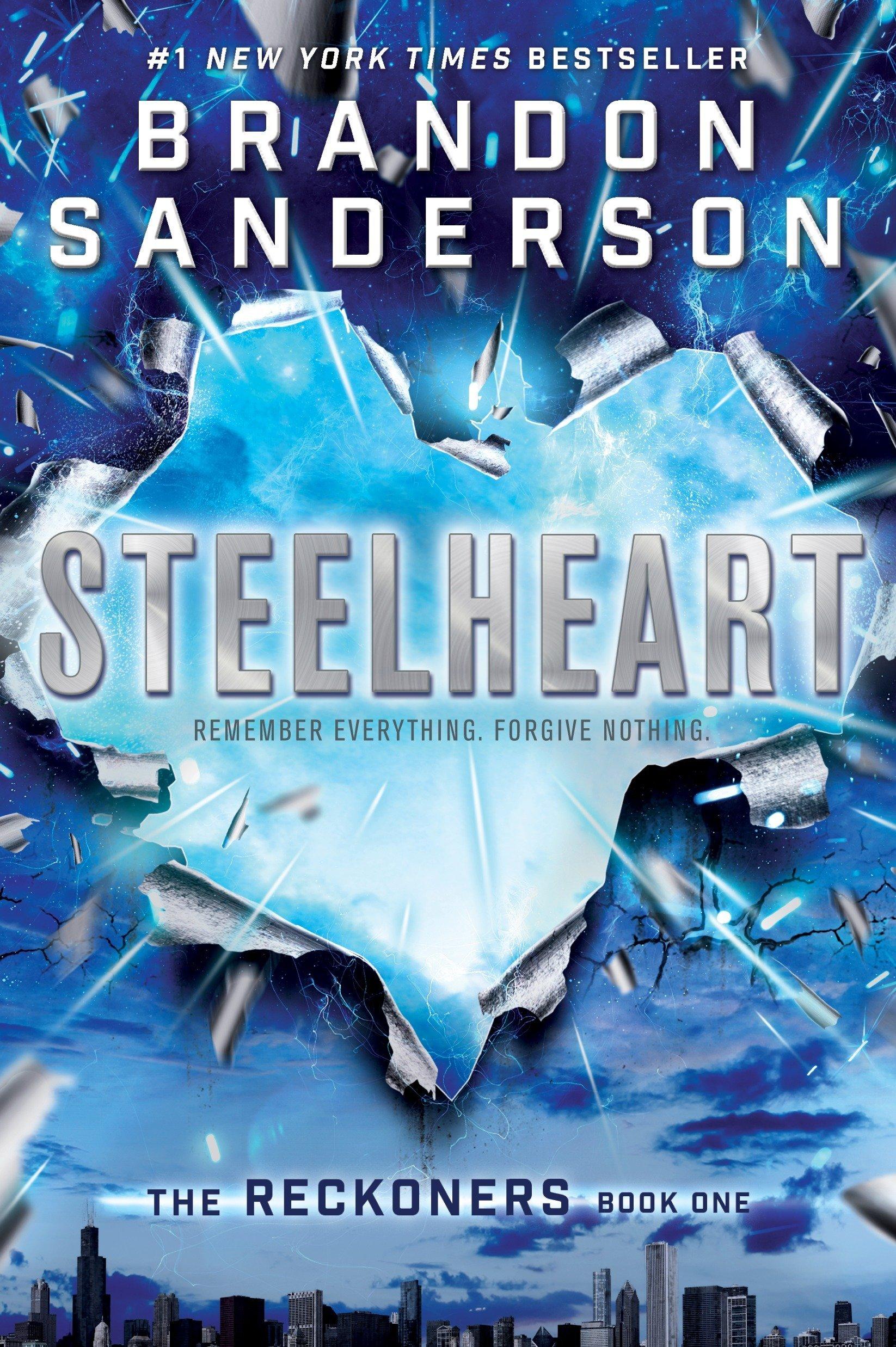 Steelheart (The Reckoners) ebook