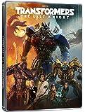 Transformers. El Último Caballero (Steelbook) [Blu-ray]