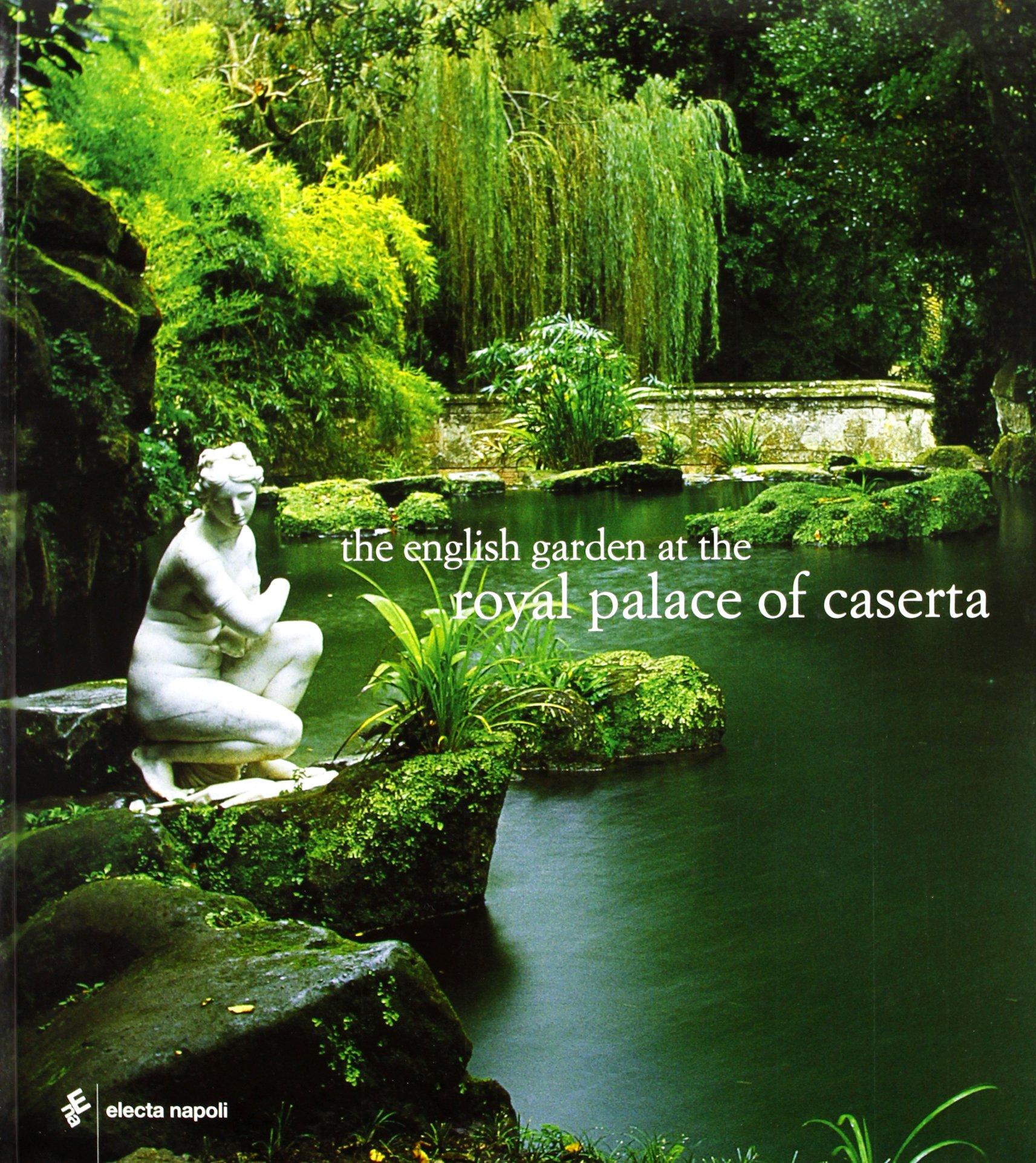 English Garden at Royal Palace Caserta