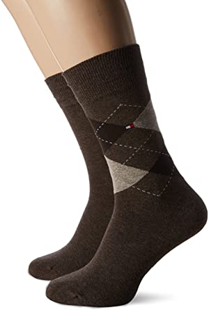 de4033803e1b70 Tommy Hilfiger Men s Socks  Tommy Hilfiger  Amazon.co.uk  Clothing