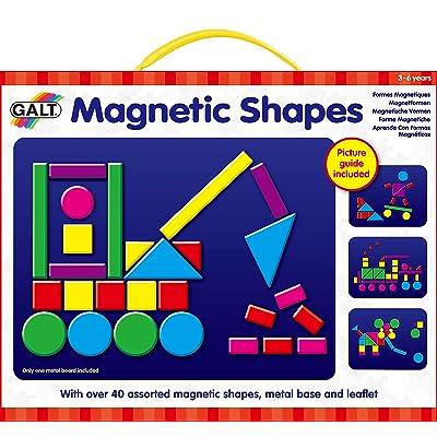 Galt Toys, Magnetic Shapes: Toys & Games