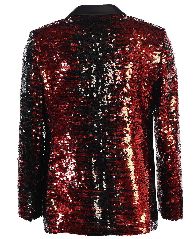 Mens Premium Fashionable Sequin Blazers-Many Colors