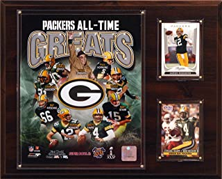 product image for NFL Green Bay Packers All-Time Greats Photo Plaque