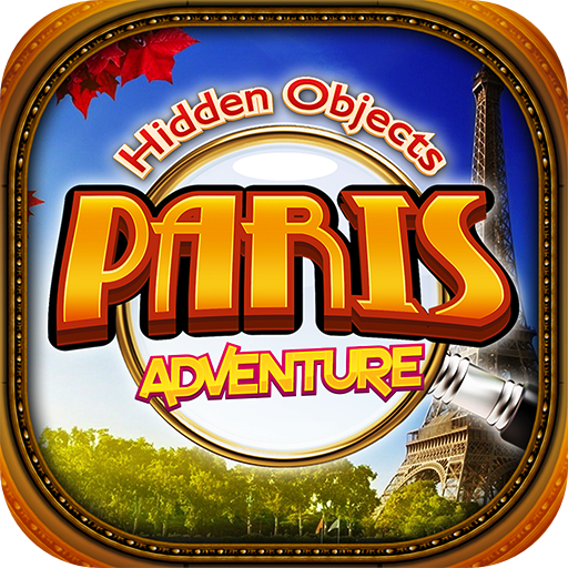 Hidden Objects - Paris Adventure & Object Time Puzzle - Reflecting For Apps Pictures