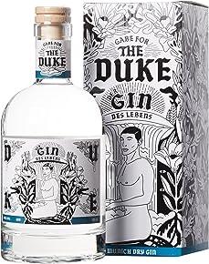 The Duke Munich Dry Gin - Kunstedition  - Gin des Lebens Edition Mann mit Geschenkverpackung (1 x 0.7 l)