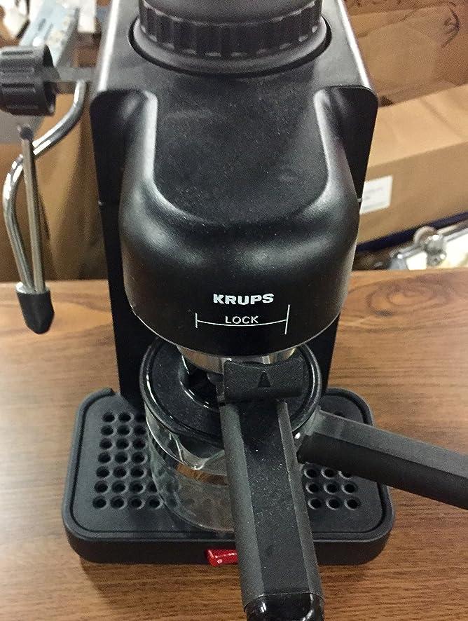 Amazon.com: Krups Model 963 Black Espresso / Cappuccino Maker 4 ...