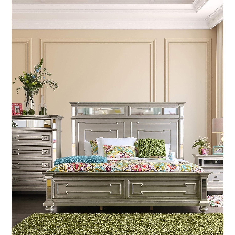 Amazon.com: Furniture of America Marisalla Contemporary ...