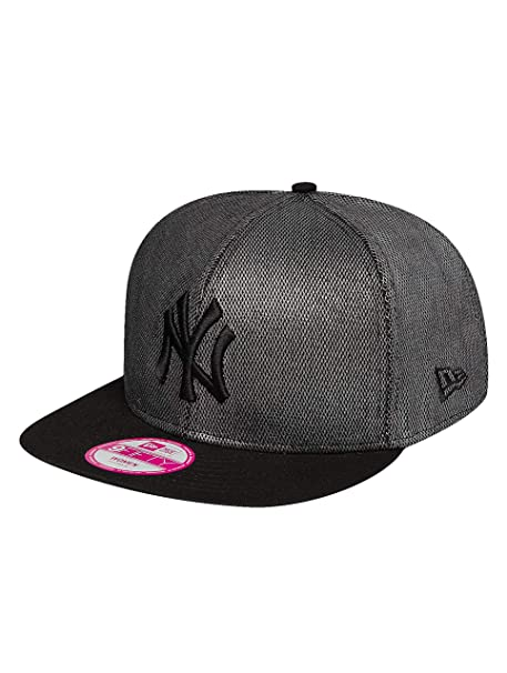 New Era Mujeres Gorras / Gorra Snapback Twinkle Crown New York Yankees: Amazon.es: Ropa y accesorios