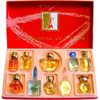 Charrier Parfums Luxe Top Ten Coffret de 10 Eau de Parfums Miniatures Total 53,3 ml