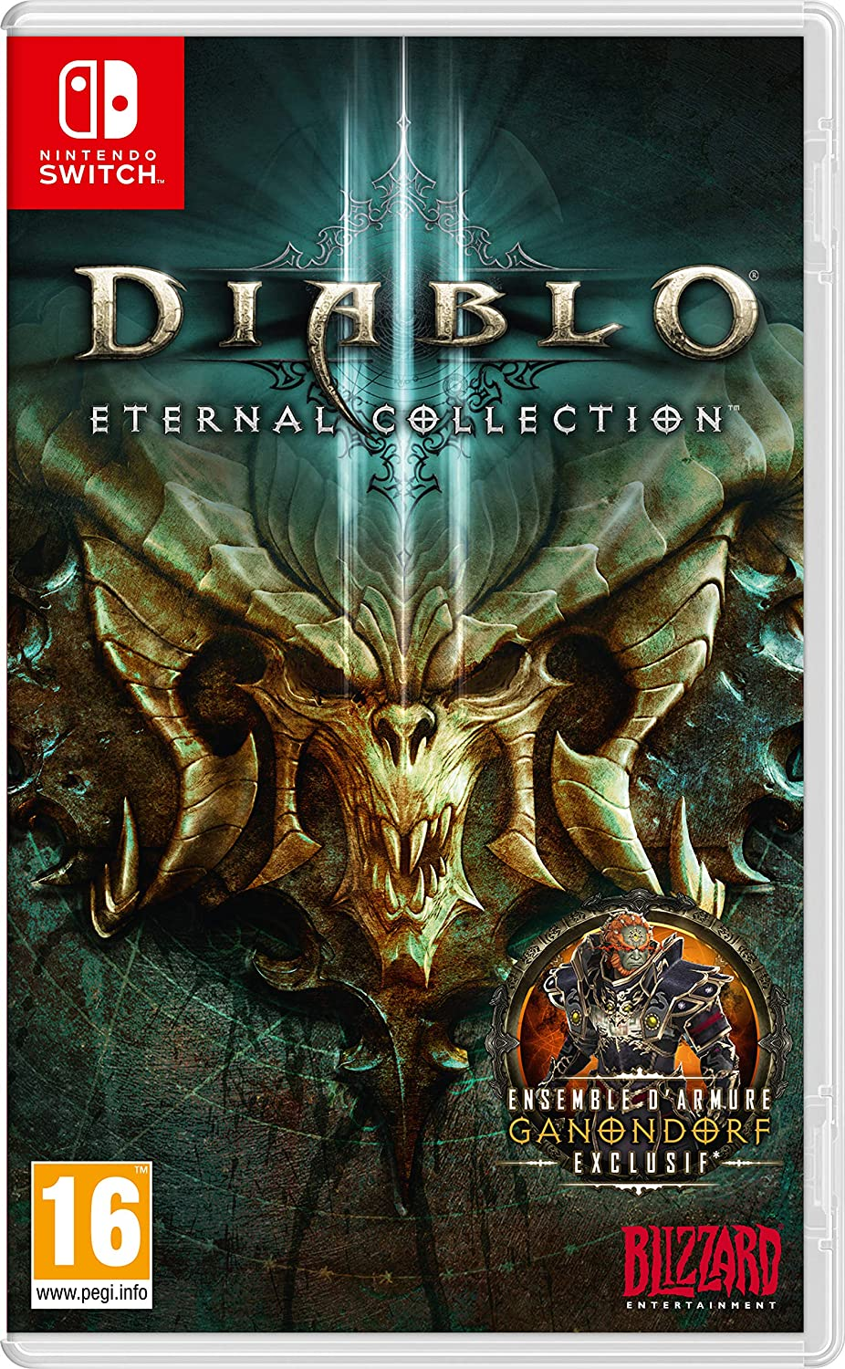 Diablo III : Eternal Collection - Nintendo Switch - Nintendo Switch [Importación francesa]: Amazon.es: Videojuegos