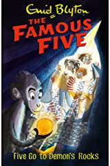 Five Go To Demon's Rocks: Book 19 (Famous Five series) Kindle Edition