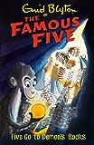 Five Go To Demon's Rocks: Book 19 (Famous Five series)