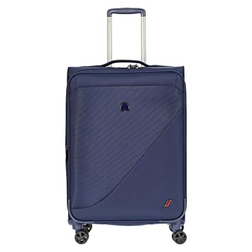 Delsey Paris New Destination Maleta 68 Centimeters 77 Azul (Navy Blue): Amazon.es: Equipaje
