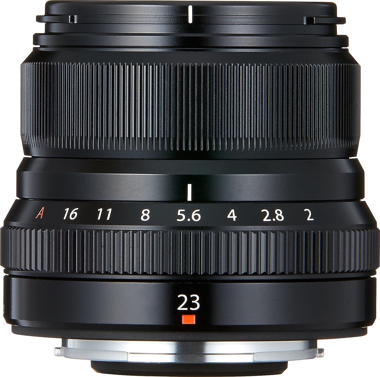 Fujifilm Fujinon XF mm Objectivo fijo mm f : mm color negro