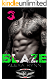 BLAZE THREE: RED SIN MC (BLAZE: RED SIN MC Book 3)