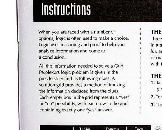 Workbook free printable graph worksheets : Amazon.com: MindWare Grid Perplexors: Level C: Mindware: Toys & Games