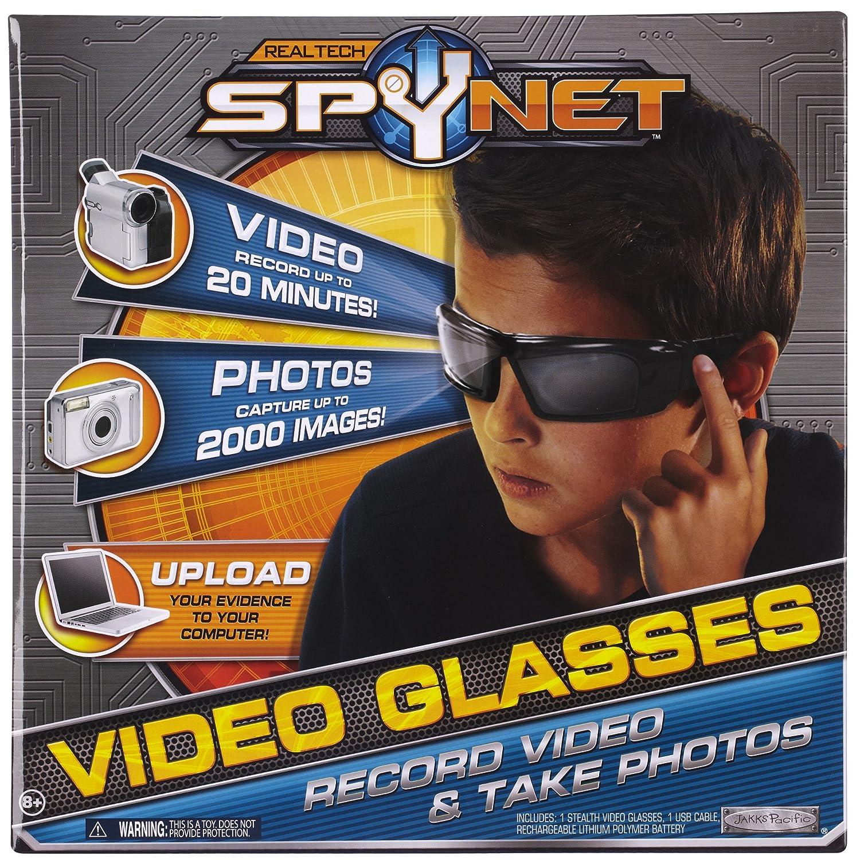 4a753141606b5 Spy Net - 8905 - Jeu Éducatif et Scientifique - Lunettes Vidéo Espion   Amazon.fr  Jeux et Jouets