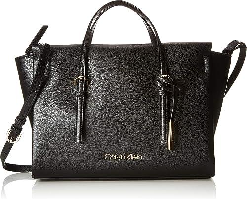 Donna: Borsa Calvin Klein NERO U