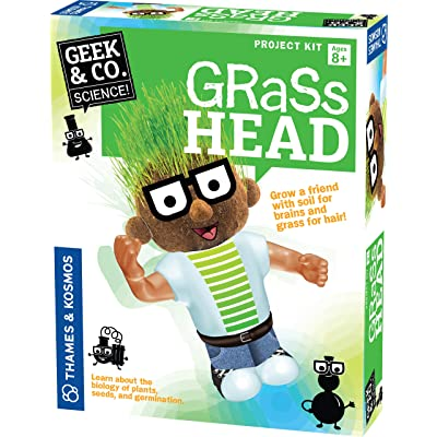 Thames & Kosmos Geek & Co. Grass Head