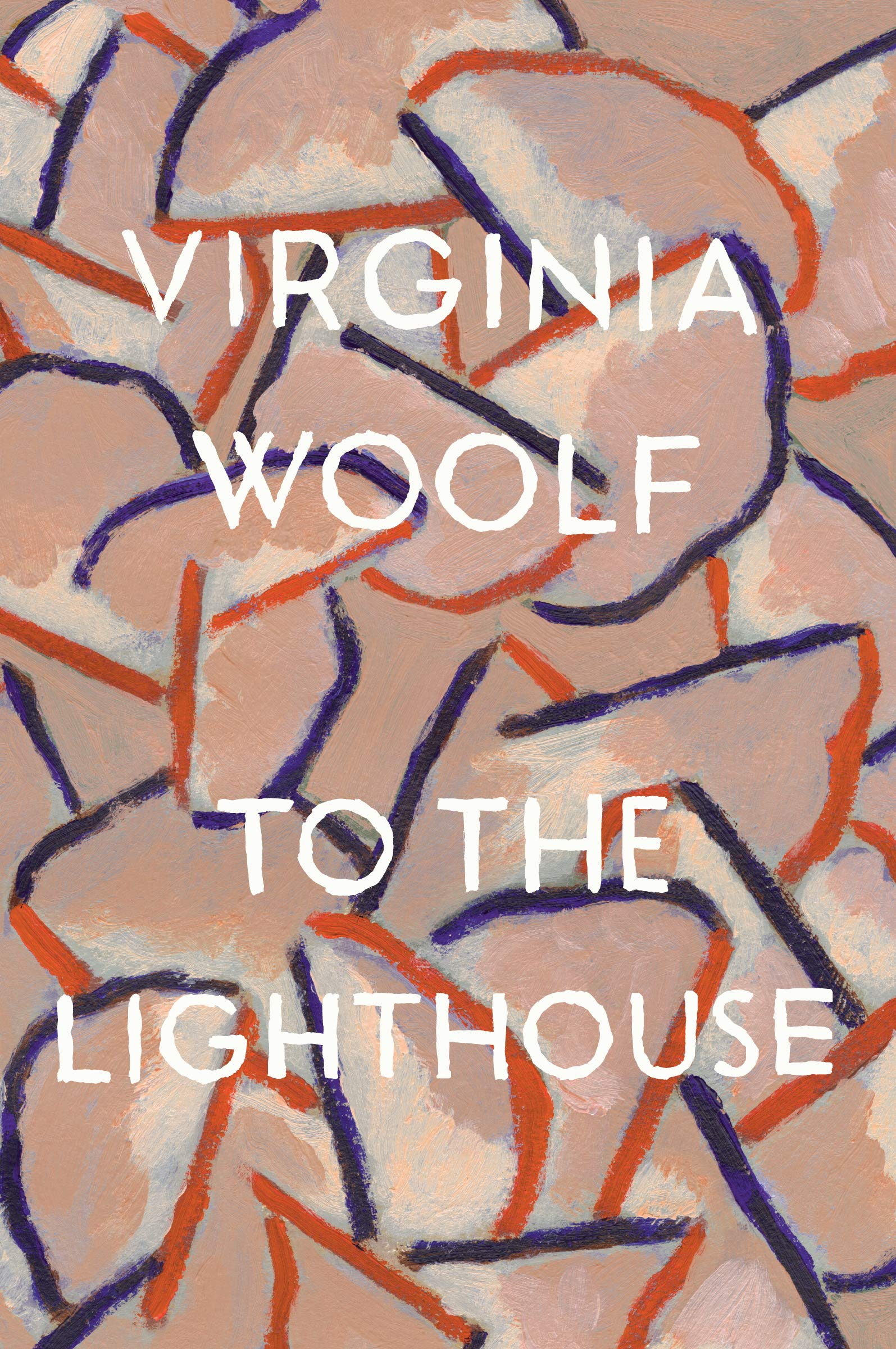 To The Lighthouse Virginia Woolf Eudora Welty 9780156907392