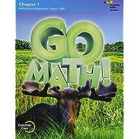 Go Math!: Multi-Volume Student Edition Bundle Grade 3 2015