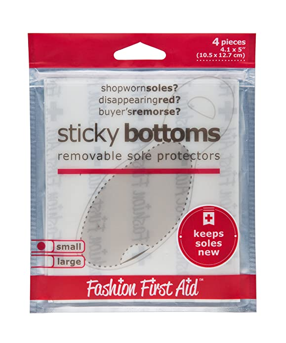 5439c31ab23 Amazon.com  Sticky Bottoms  Removable Sole Protectors