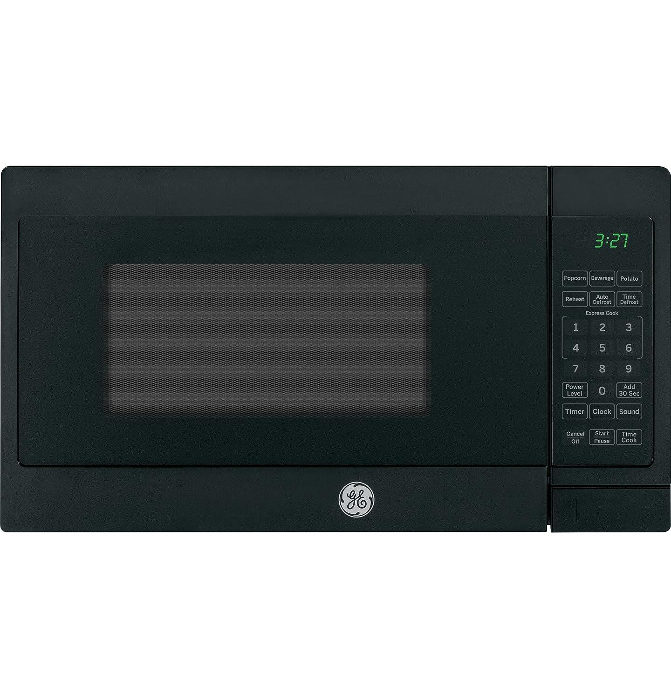 postalproducts JEM3072DHBB Oven-JEM3072DHBB GE 0.7 Cu. Ft. Capacity Countertop Microwave Oven Black