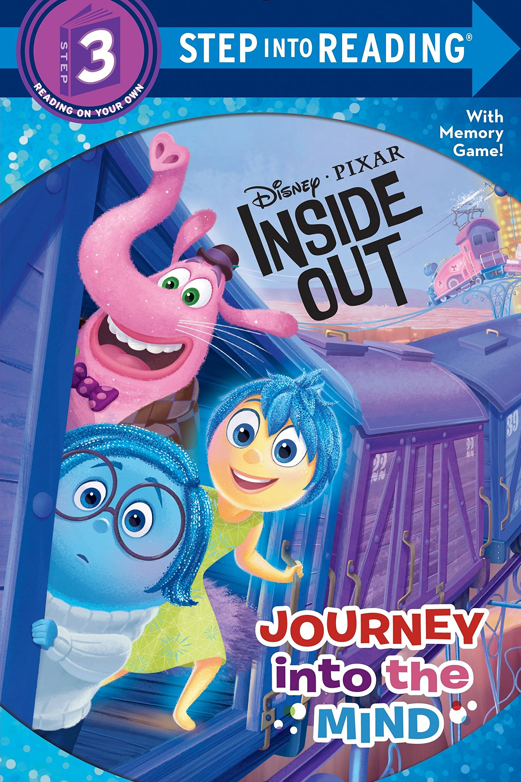 Download Journey into the Mind (Disney/Pixar Inside Out) (Step into Reading) PDF