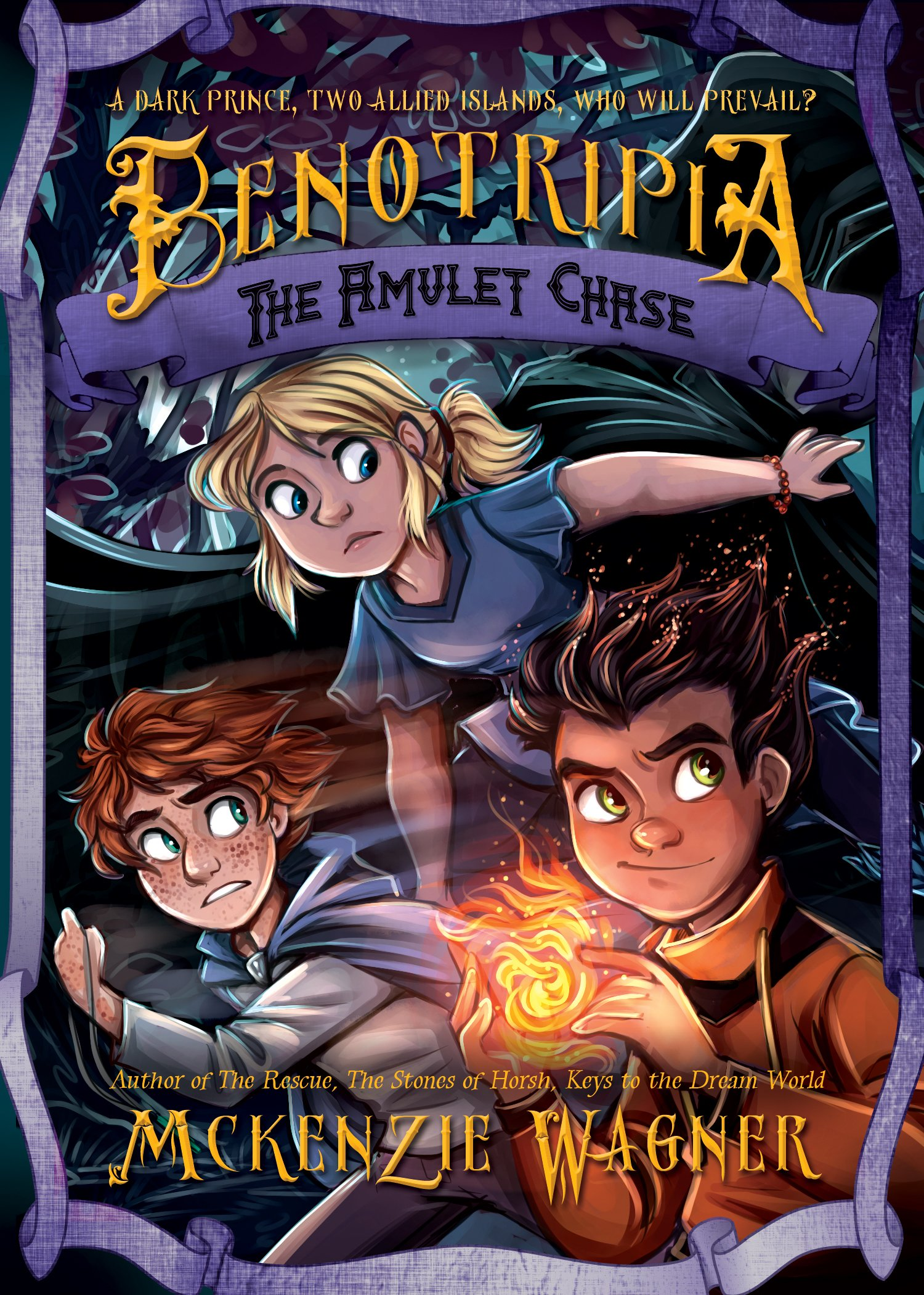 Download The Amulet Chase (Benotripia) pdf