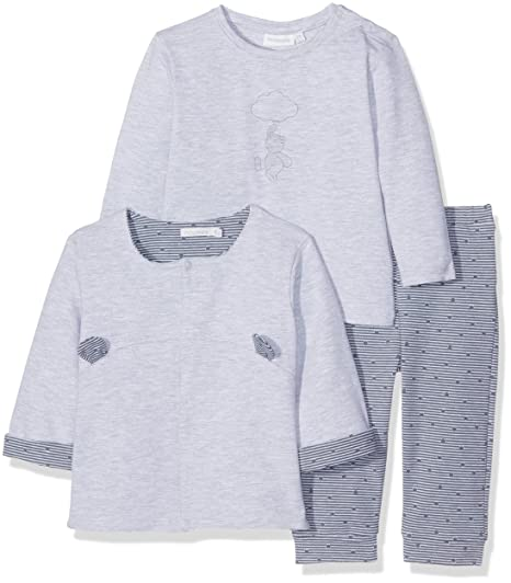 7003830fc3606 Noukies 3PCS Veste T-Shirt Pantalon Cocon