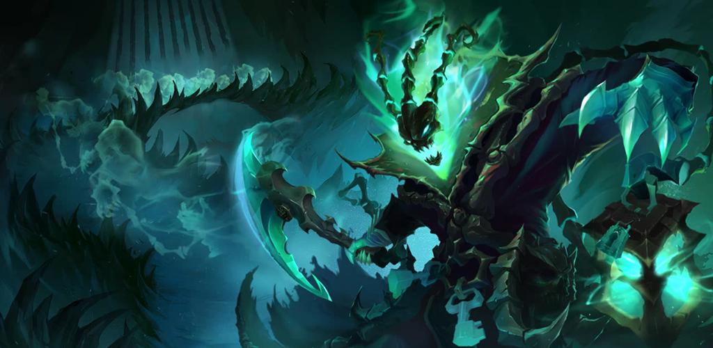 Amazoncom Thresh League Of Legends Live Wallpaper Appstore For