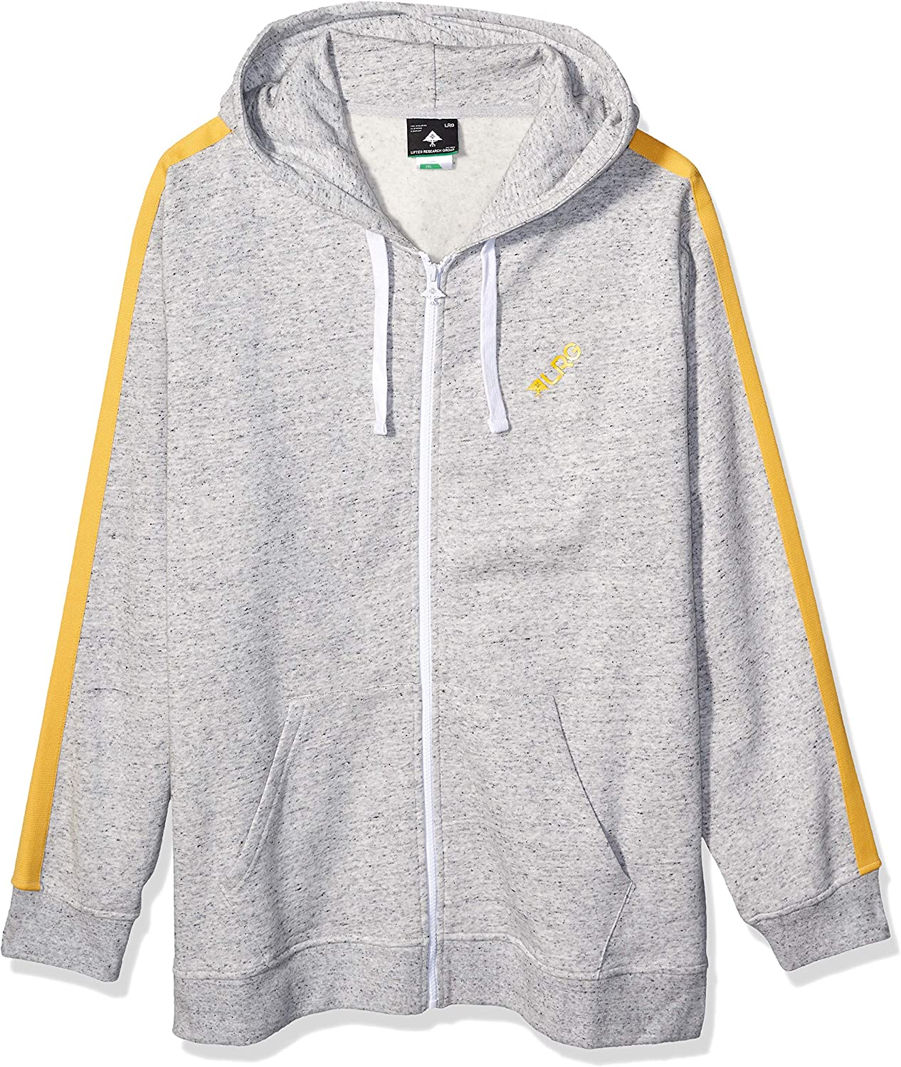 LRG Mens Lifted Research Collection Zip Hoodie