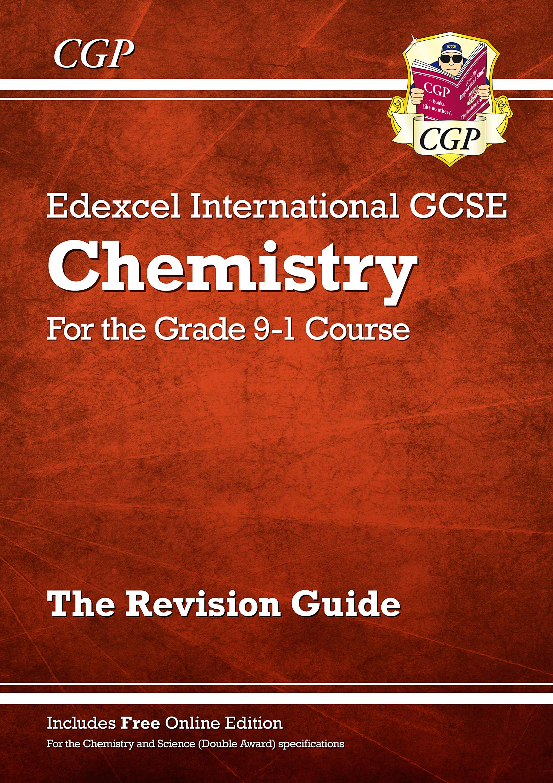New Grade 9 1 Edexcel International GCSE Chemistry  Revision Guide With Online Edition