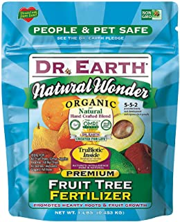 product image for Dr. Earth Organic & Natural MINI Natural Wonder Fruit Tree Fertilizer ( 1 lbs )