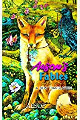 Aesop's Fables: A New Translation (With Classic Illustrated) Kindle Edition