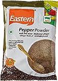 Eastern Black Pepper, 50g (Sample)