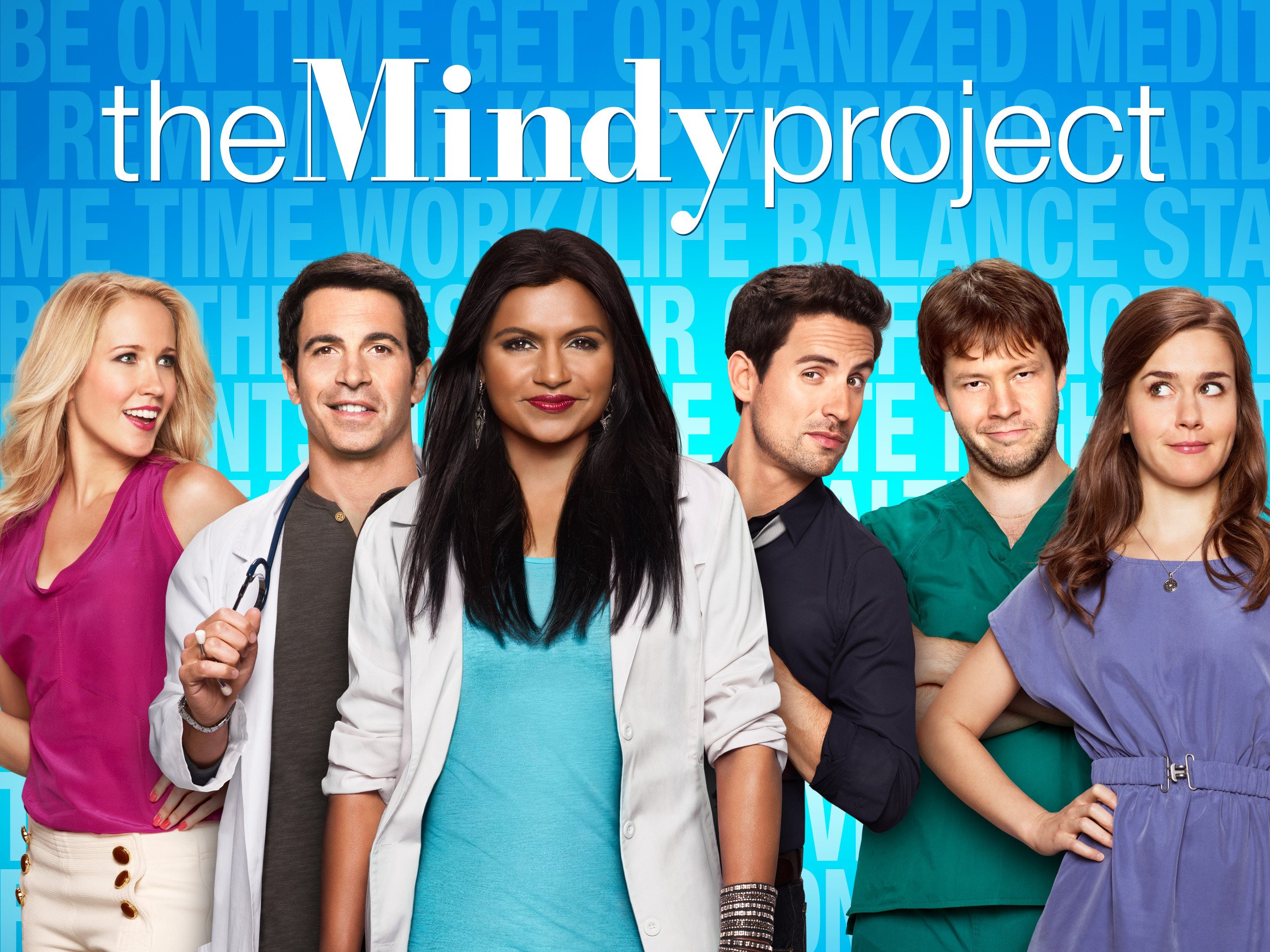 Watch The Mindy Project Season 1 | Prime Video
