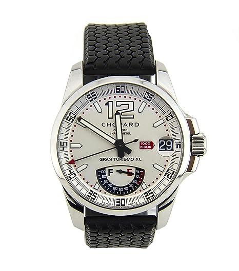 Chopard Mille Miglia Gran Turismo XL automatic-self-wind Mens Reloj 16/8997 (Certificado) de segunda mano: Chopard: Amazon.es: Relojes