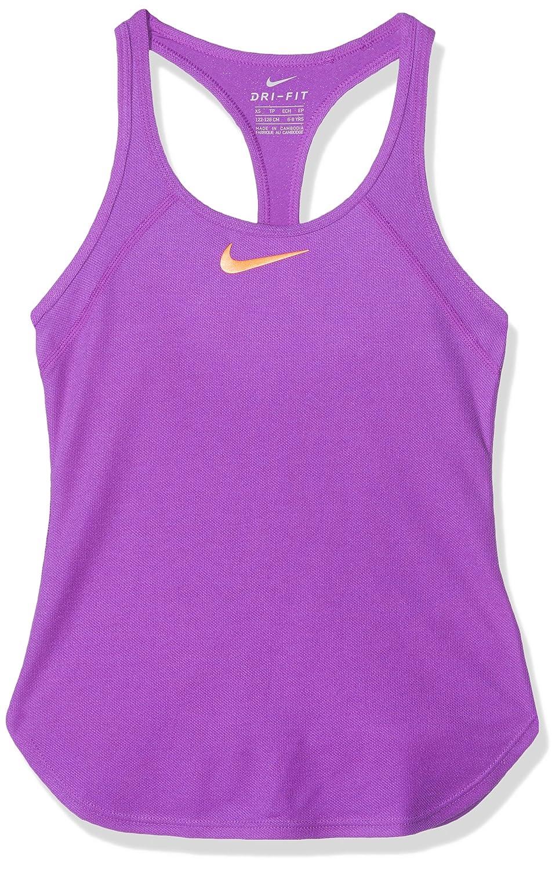 Nike Slam Tank YTH Camiseta sin Mangas de Tenis, Niñ as Niñas