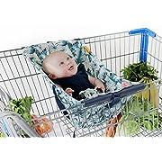 Binxy Baby Shopping Cart Hammock | The Original | Ergonomic Infant Carrier + Positioner