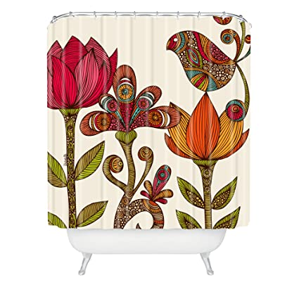 Amazon Deny Designs Valentina Ramos In The Garden Shower
