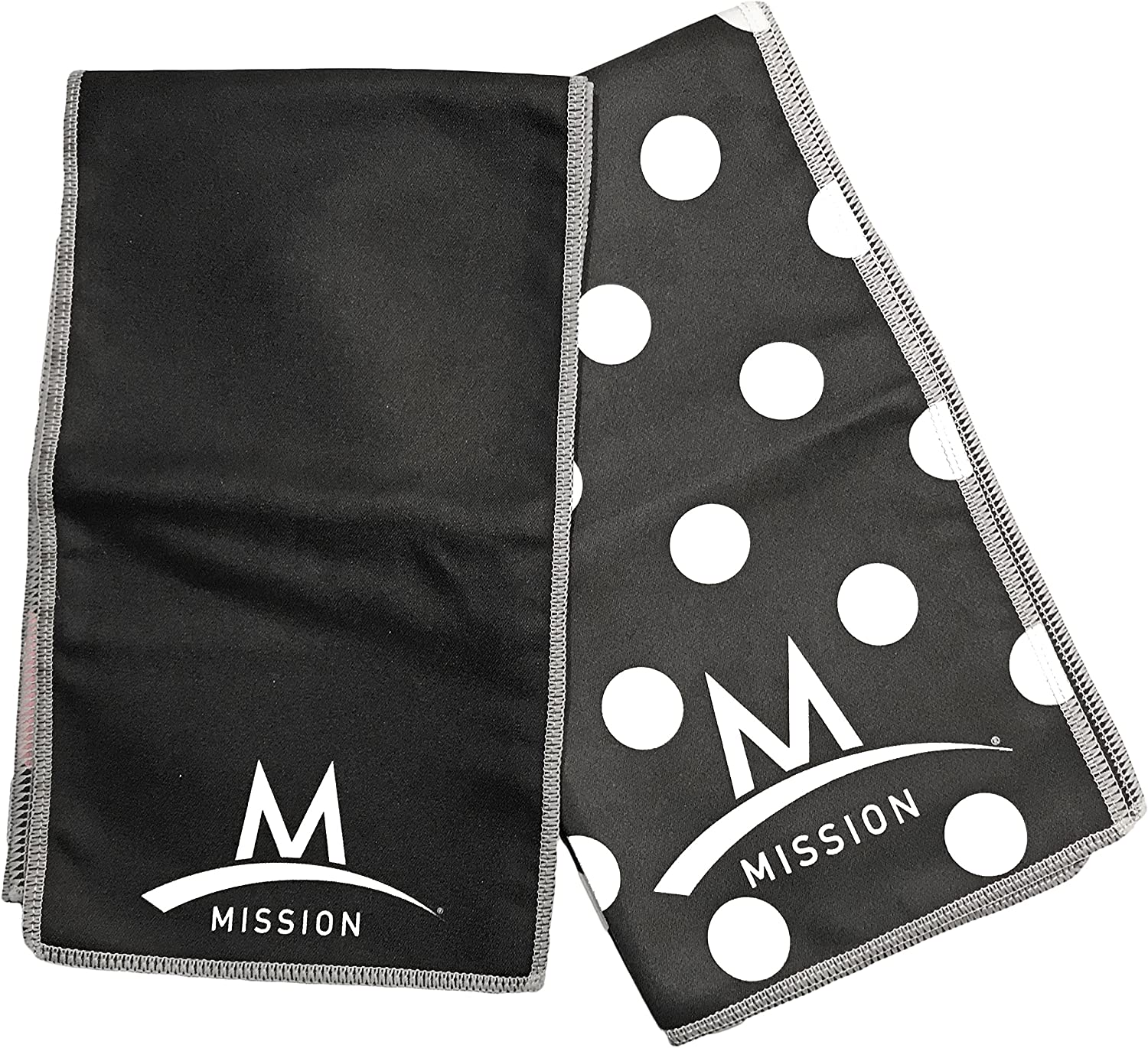 MISSION Enduracool Microfiber Cooling Towel Sets