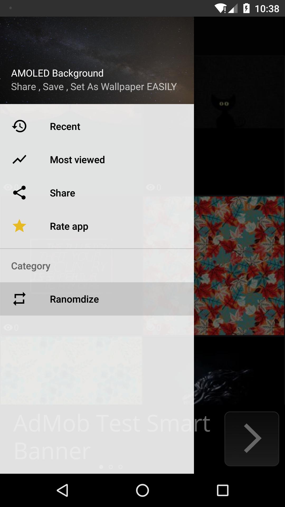 Amazoncom Super AMOLED Wallpapers HD 4K Backgrounds PRO