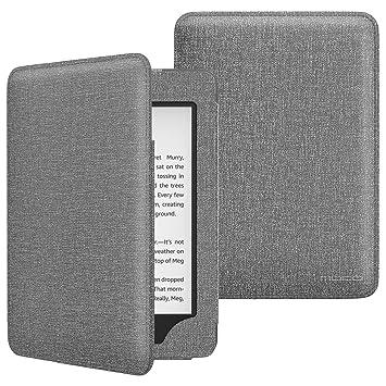 MoKo Funda para Kindle Paperwhite, Superior Funda con Auto Sueño ...